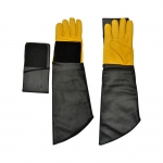 Animal Leather Gloves-MLG-132